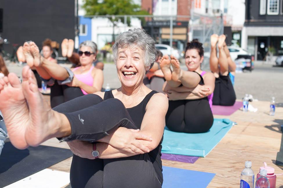 Упражнения для похудения журнал ровесник
